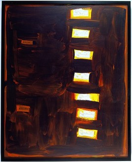 Richard Prince, Untitled, 2004 Acrylic on canvas, 62 ⅛ × 50 inches (157.8 × 127 cm)© Richard Prince