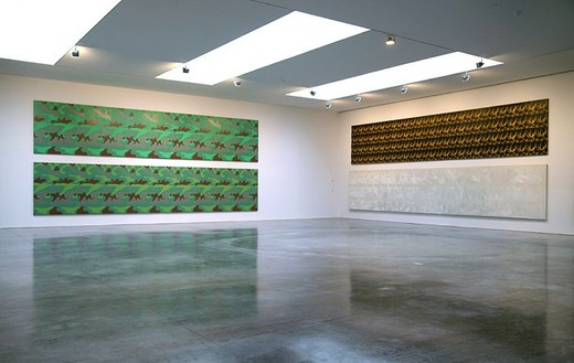 Installation view Artworks © 2006 Andy Warhol Foundation for the Visual Arts