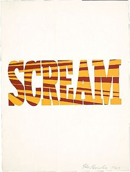 Ed Ruscha: Drawings, 980 Madison Avenue, New York