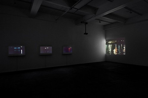 Elisa Sighicelli: The River Suite Installation view
