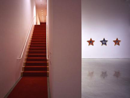 Francesco Vezzoli: The Gore Vidal Trilogy Installation view, photo by Douglas M. Parker Studio