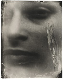 Sally Mann, Jessie #34, 2004 Gelatin silver print with varnish, 50 × 40 inches, edition of 5