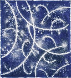 Alberto Di Fabio, Untitled, 2007 Acrylic on canvas, 78-11/16 × 69 5/16 inches (200 × 176cm)