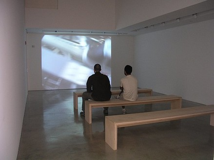 Chris Burden: Yin Yang Installation view