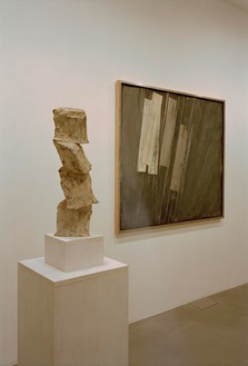 Installation view Artworks © Cy Twombly Foundation Photo by Luigi Filetici