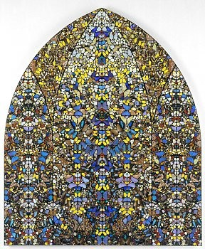 Damien Hirst: Superstition, Beverly Hills