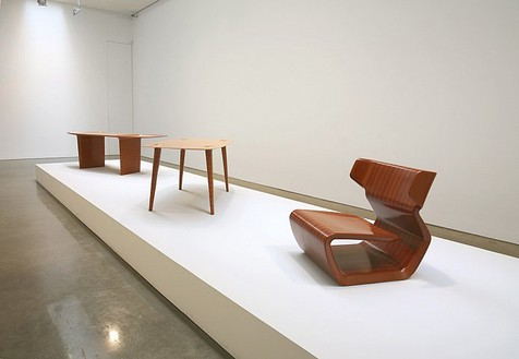 Marc Newson Installation view
