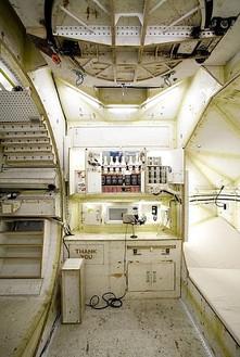 Tom Sachs, Lunar Module (interior), 2007 Mixed media, Dimensions variablePhoto by Joshua White