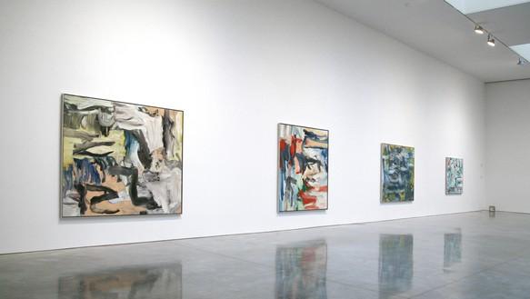 Installation view Artwork © The Willem de Kooning Foundation/Artists Rights Society (ARS), New York