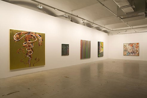 For what you are about to receive Installation view