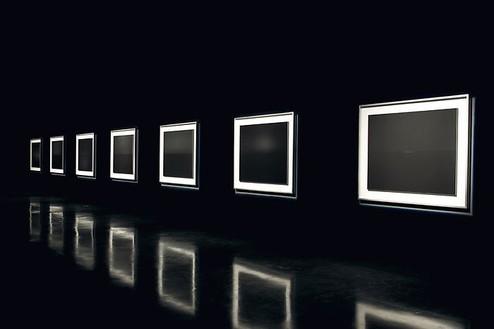 Hiroshi Sugimoto: 7 Days / 7 Nights Installation view