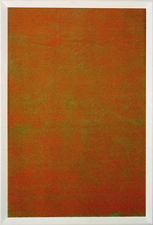 Mike Kelley, Carpet #5, 2003 Acrylic on carpet mounted on wood panel, 76 × 52 ½ × 4 inches (193 × 133.4 × 10.2 cm)