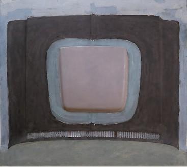 Richard Prince, Queendom, 2008 Fiberglass, wood, steel and bondo, 67 × 74 × 9 inches (179.2 × 188 × 22.9 cm)