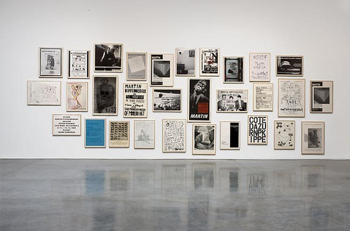 Martin Kippenberger, Pop It Out, 1990–94 Portfolio of 30 posters, Dimensions variable