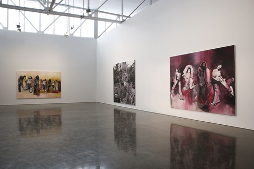 Installation view at Gagosian West 24th Street, New York © Richard Prince, photo by Rob McKeever