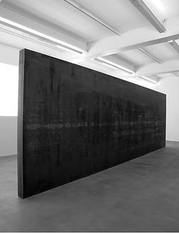 Richard Serra, Fernando Pessoa, 2007–08 Weatherproof steel, 354 ½ × 118 ⅛ × 8 inches (900.4 × 300 × 20.3 cm)Photo by Joshua M. White