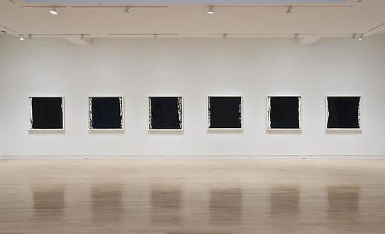 Installation view All artworks © Richard Serra