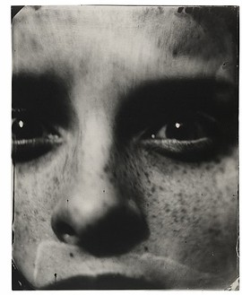 Sally Mann, Virginia #38, 2004 Gelatin silver print with varnish, 50 × 40 inches (127 × 101.6 cm), edition of 5