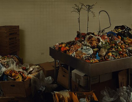 Taryn Simon, U.S. Customs and Border Protection, Contraband Room, John F. Kennedy International Airport, Queens, New York, from the series An American Index of the Hidden and Unfamiliar, 2007 Chromogenic print, framed: 37 ¼ × 44 ½ inches (94.6 × 113 cm), edition of 7 + 2 AP© Taryn Simon