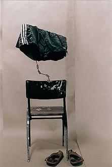 Wolfgang Tillmans, Turnhose (sandalen), 1992 Inkjet print, 68 × 48 inches (172.7 × 121.9 cm)