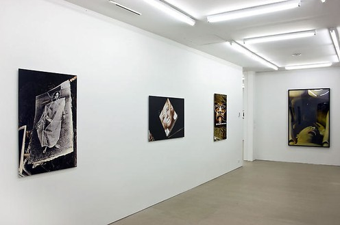 Untitled (Vicarious) Installation view