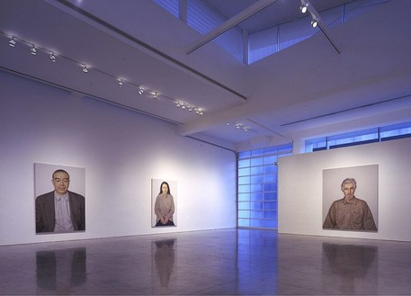 Y.Z. KAMI Installation view, photo by Douglas M. Parker Studio