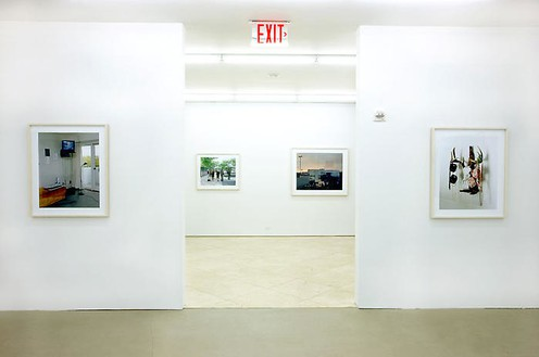 Alec Soth: The Last Days of W. Installation view
