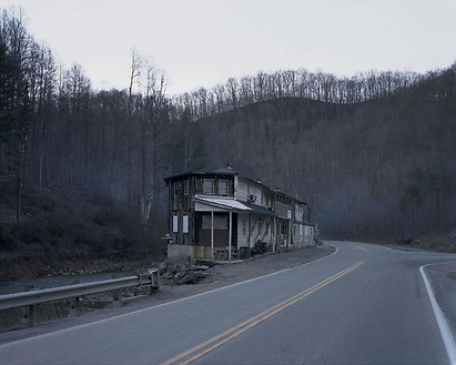 Alec Soth, Jolo, West Virginia, 2008 Chromogenic print, Image: 24 × 30 inches (60.9 × 76.2 cm), edition of 8