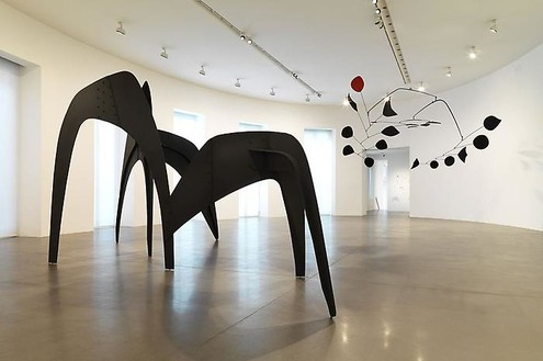 Alexander Calder: Monumental Sculpture Installation view
