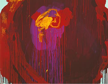 Cy Twombly: The Rose, Britannia Street, London