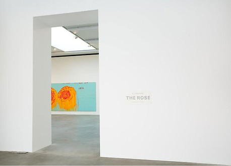Installation view Artwork © Cy Twombly Foundation. Photo: Jen McNair