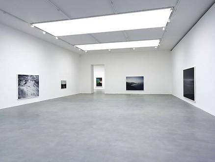 Florian Maier-Aichen: Snow Machine Installation view