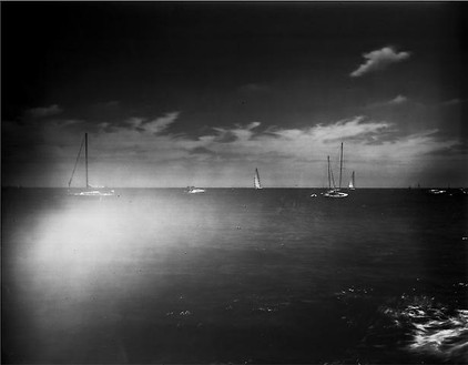 Florian Maier-Aichen, Untitled, 2008 Silver-gelatin print, 40 × 47 ¼ inches framed (101.6 × 122.6 cm), edition of 6