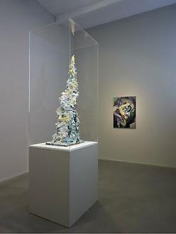 Installation view Artwork © Glenn Brown