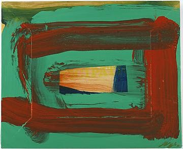Howard Hodgkin: Seven New Paintings, Davies Street, London