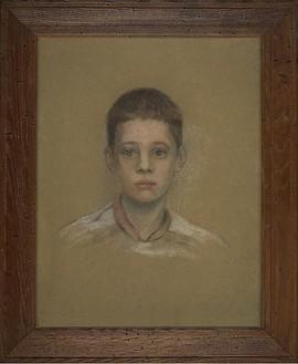 John Waters, John Jr., 2009 Chromogenic color print, 47 × 41 ¼ inches framed (119.4 × 104.8cm), edition of 5