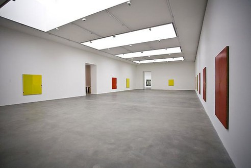 Installation view Artwork © Mark Grotjahn. Photo: Ian Cooke