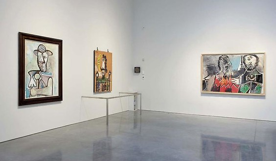 Installation view Artwork © 2009 Estate of Pablo Picasso/Artists Rights Society (ARS), New York