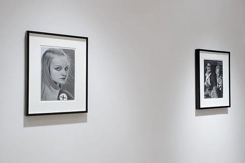 Richard Phillips: NEW MUSEUM Installation view
