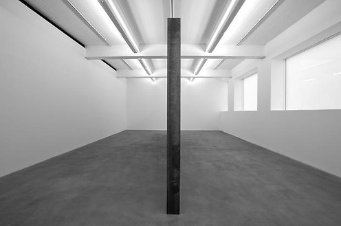 Richard Serra, Fernando Pessoa, 2007–08 Weatherproof steel, 354 ½ × 118 ⅛ × 8 inches (9 m × 3 m × 20.3 cm)© Richard Serra/Artists Rights Society (ARS), New York. Photo: Joshua M. White