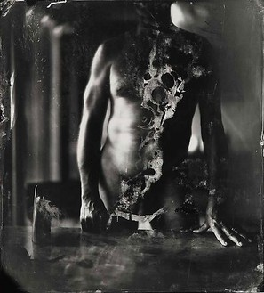 Sally Mann, Hephaestus, 2008 Gelatin silver print, 15 × 13 ½ inches (38.1 × 34.3 cm), edition of 5
