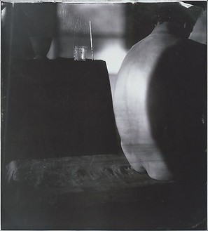 Sally Mann, The Quality of the Affection, 2006 Gelatin silver print, 15 × 13 ½ inches (38.1 × 34.3 cm), edition of 5