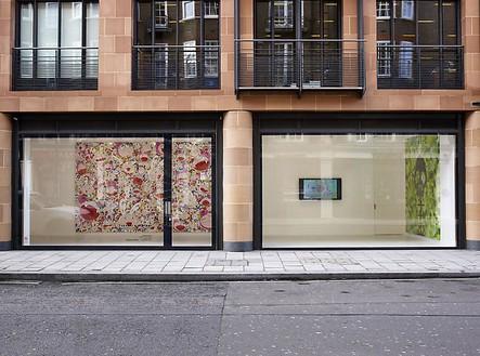 Takashi Murakami: New Paintings Installation view© Takashi Murakami/Kaikai Kiki Co., Ltd. All Rights Reserved.
