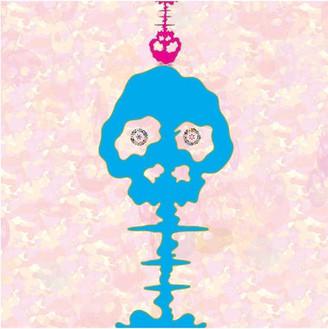 Takashi Murakami, BOKAN - camouflage pink, 2009 Acrylic on canvas mounted on aluminum frame, 118 × 118 inches (300 × 300 cm)© 2009 Takashi Murakami/Kaikai Kiki Co., Ltd. All Rights Reserved