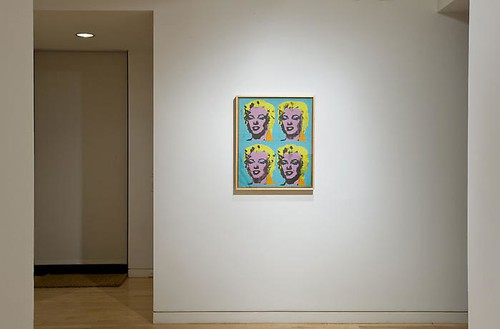 WARHOL FROM THE SONNABEND COLLECTION Installation view