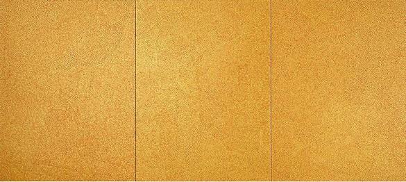 Yayoi Kusama, HALLUCINATION, 2008 Acrylic on canvas, 102 × 299 inches (259 × 582 cm)