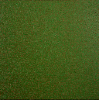 Yayoi Kusama, INFINITY-NETS(ZATTOO), 2008 Acrylic on canvas, 57 ¼ × 57 ¼ inches (145.4 × 145.4 cm)