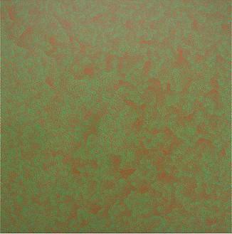 Yayoi Kusama, INFINITY-NETS (ABCETO), 2008 Acrylic on canvas, 57 ¼ × 57 ¼ inches (145.4 × 145.4 cm)