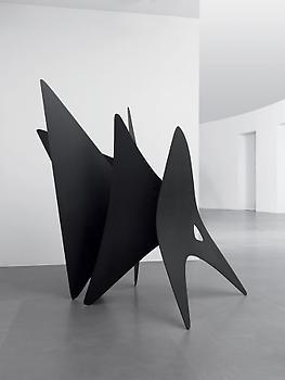 Alexander Calder, West 21st Street, New York