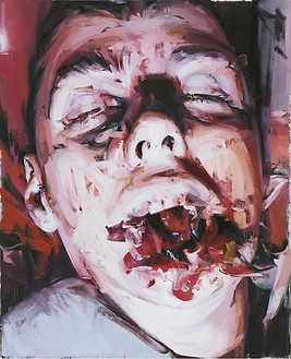 Jenny Saville, Witness, 2009 Oil on canvas, 106 ¼ × 86 ⅜ inches (270 × 219.5 cm)© Jenny Saville